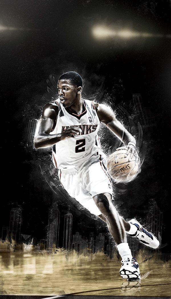 баскетболист арт яркий
