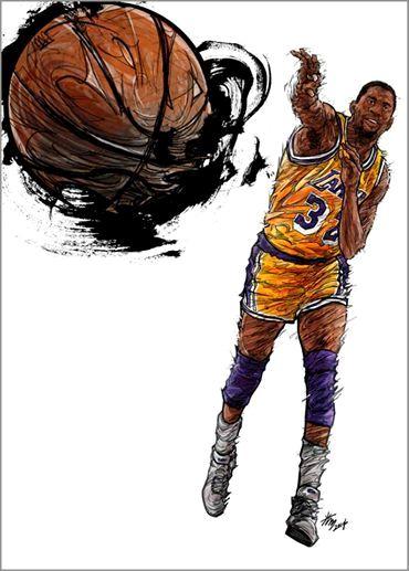 баскетболист фото красивый