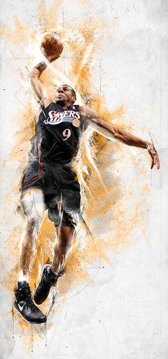 баскетболист фото фентези