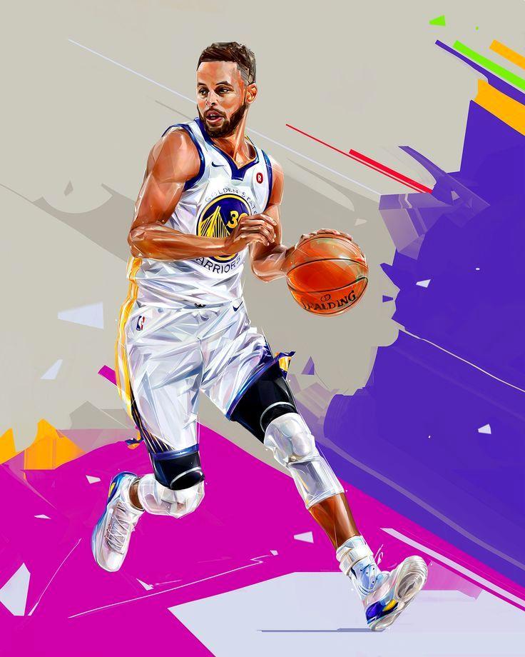 баскетбол арт фентези