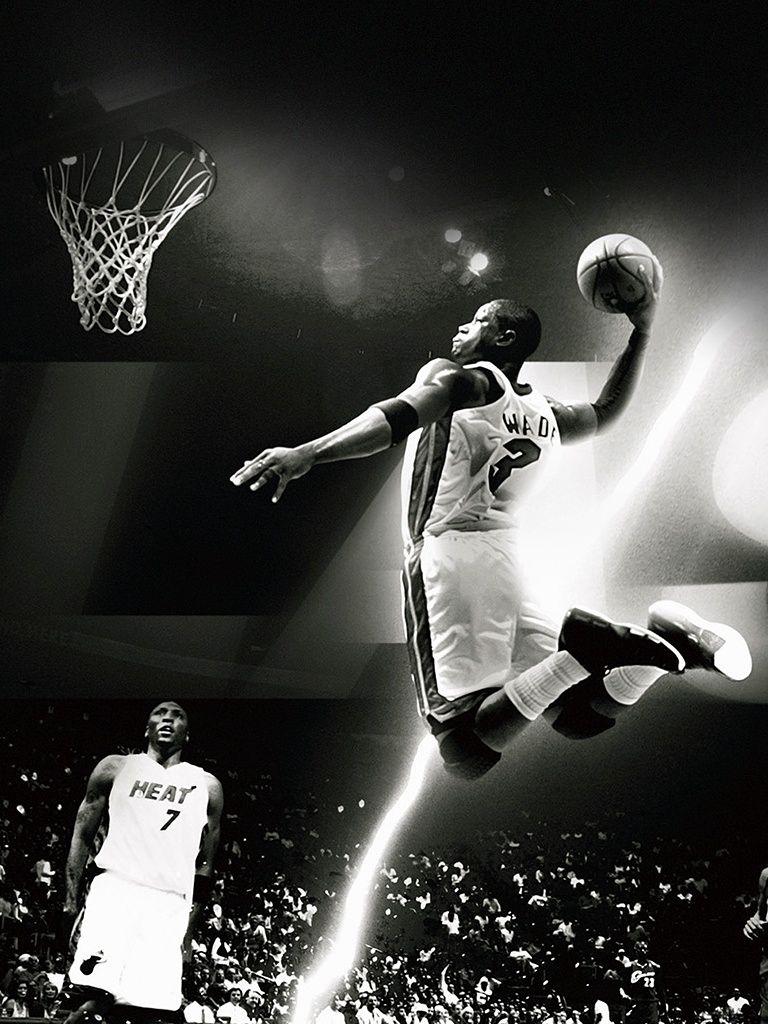 баскетбол рисунок фентези