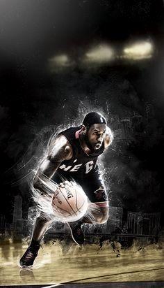 баскетбол силуэт яркий
