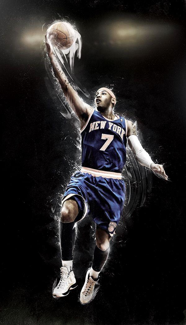 фентизи стайл фото баскетболиста