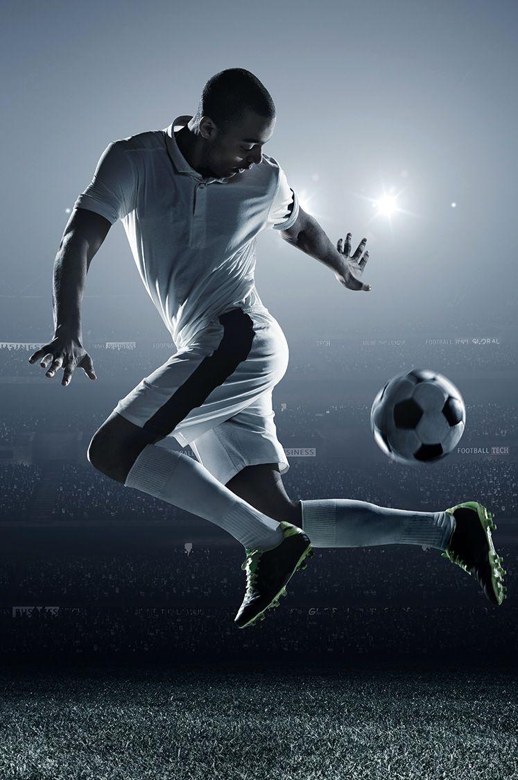 футбол фотошоп красивый