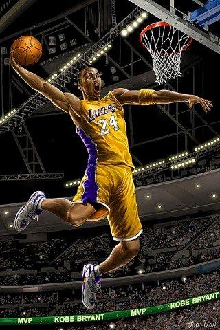 яркое фото баскетболиста